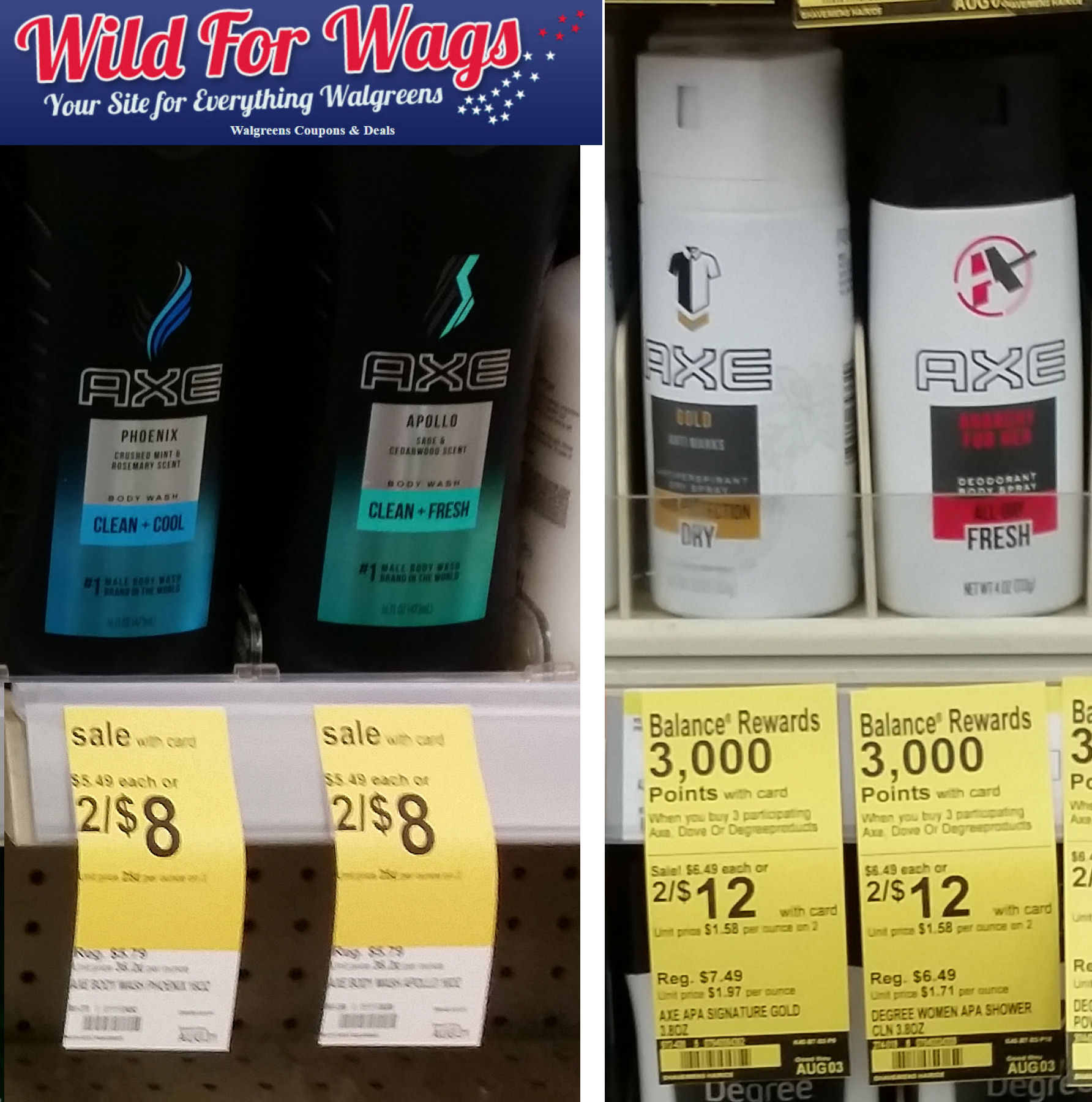 photo relating to Axe Coupons Printable identify Clean Axe Coupon codes \u003d Overall body Washes As Minimal As $1.21!