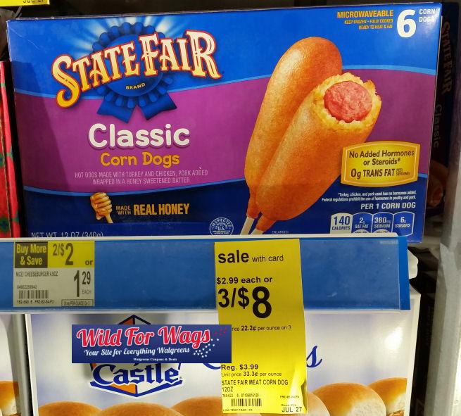 State Fair Classic Corn Dogs $1.89 Each!